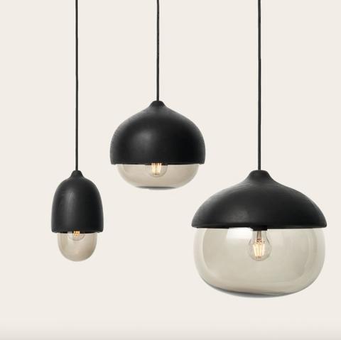 Bilde av Terho lampe, svart