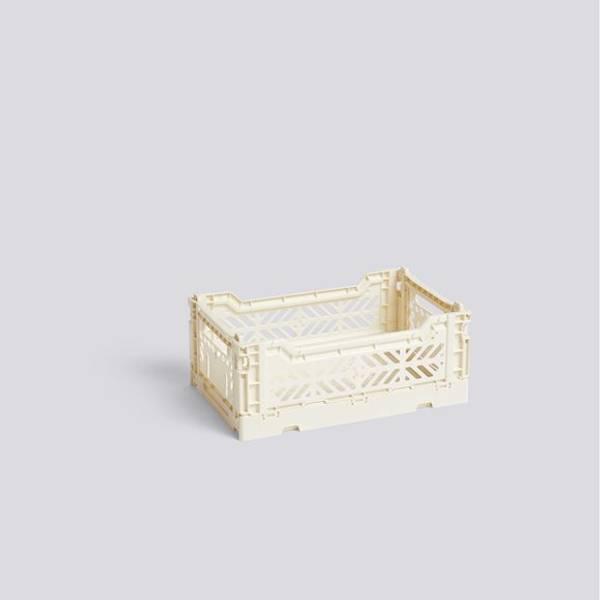 Colour Crate Foldekasse S OffWhite