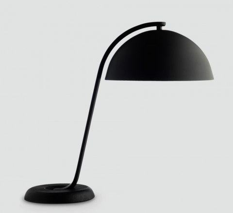 Bilde av Cloche Bordlampe Black/Black