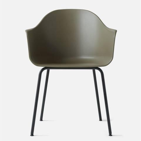 Bilde av Harbour Chair Steelbase Olive