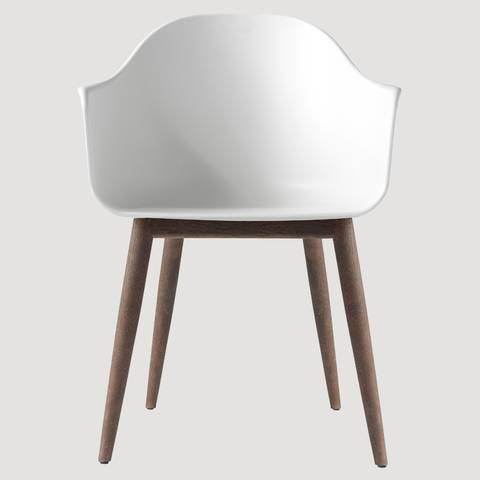 Bilde av Harbour Chair White / Dark