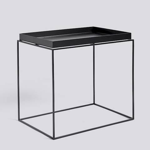 Bilde av Tray Table 40 x 60 Svart